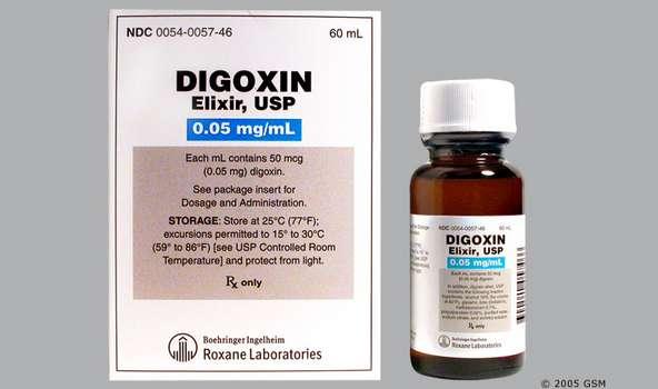 Digoxin (Digoksin) İntoksikasyonu