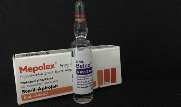 Beloc (Metoprolol) ve Hastane Öncesi Kullanımı