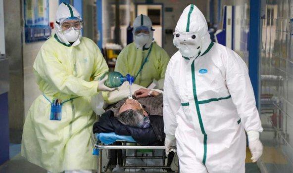 Olası/Kesin COVİD 19 Vakalarında Hastane Öncesi Alanda Hava Yolu Yönetimi ve Oksijen Tedavisi